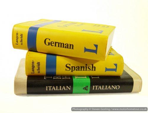 Motorhome Translations