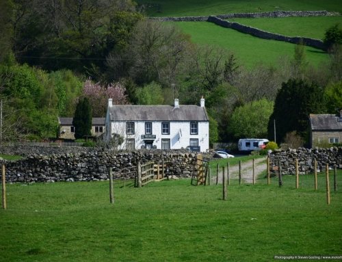 A life full of contrasts and the Yorkshire Dales