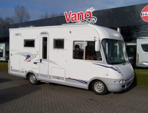 Importing a used Motorhome or campervan from Belgium to UK