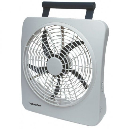 Keeping cool in summer in your motorhome or camper for 12v window fan
