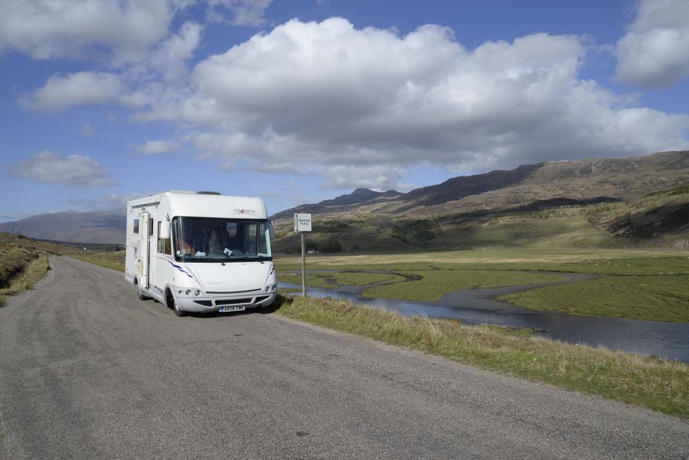 500 miles scotland