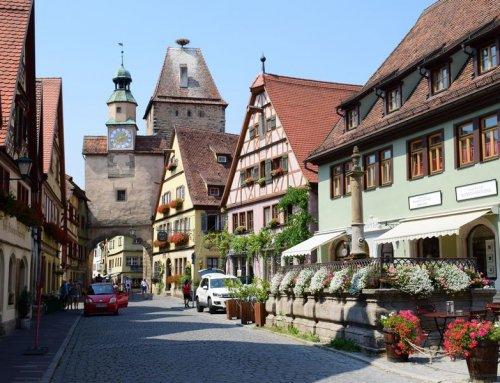 Öhringen & Rothenburg ob der Tauber