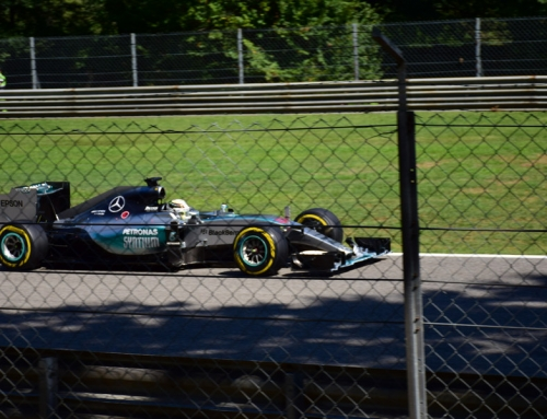 Italian Formula 1 Grand Prix at Monza