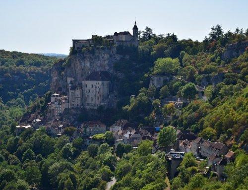 Dordogne to Provence via Rocamadour