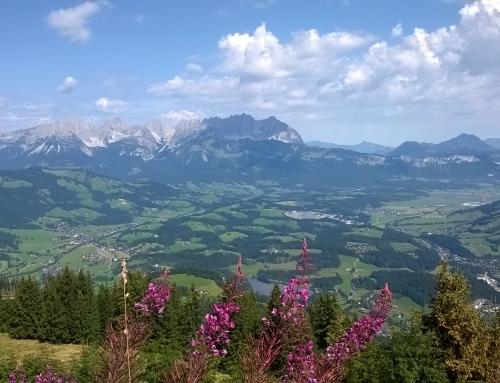 Kitzbuhel, Austria and Lienz